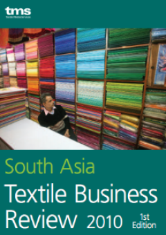 south asia textile business review cover